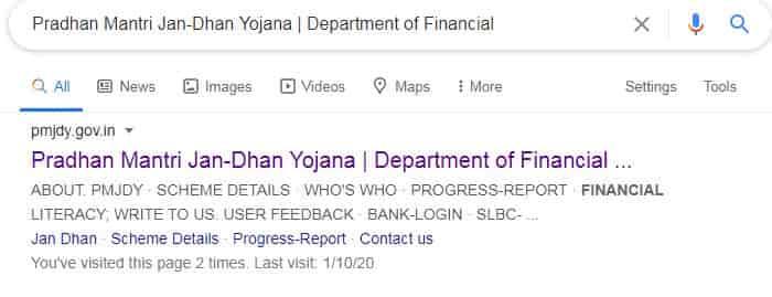 Jan Dhan Khata Online Apply Pmjdy In Hindi ||