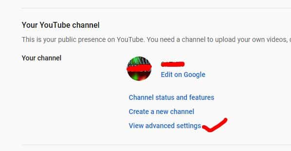 how to delete youtube channel in hindi