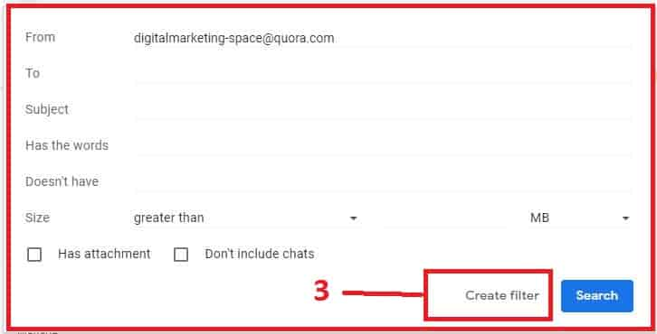 Gmail Account में Filter का Use करके Faltu के Emails Automatic कैसे Delete करे ?