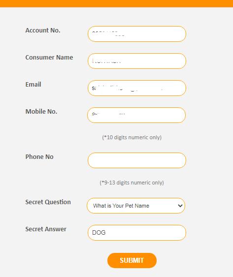 Register to Login My Account हरियाणा बिजली वितरण विभाग।