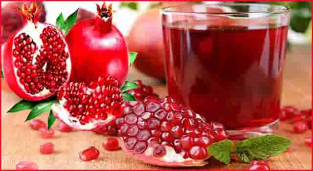 अनार जूस फायदे के नुकसान। - Side effects of Pomegranate in Hindi.