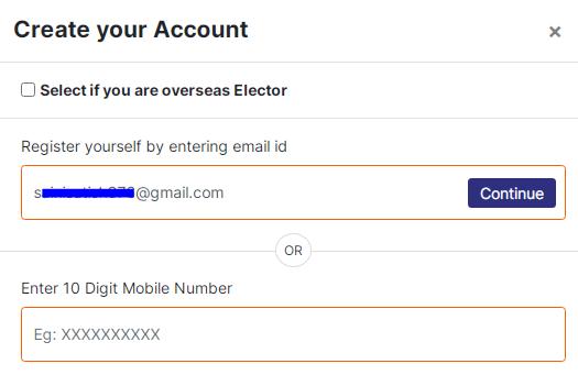 Online Voter Portal पर Registration कैसे करें ? लॉगिन आईडी फॉर वोटर पोर्टल।