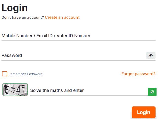 वोटर पोर्टल सेमतदाता पहचान पत्र ऑनलाइन आवेदन करने की प्रक्रिया। - Voter Apply.